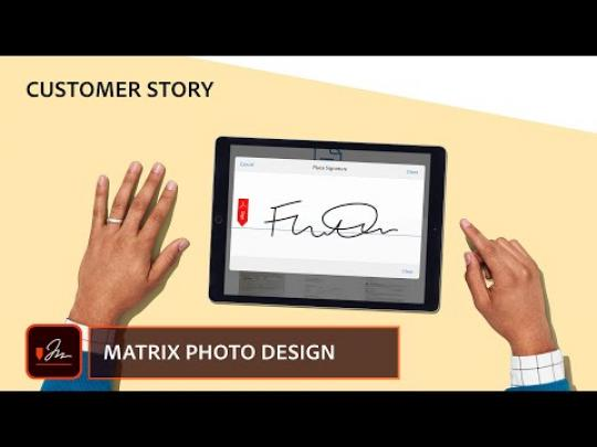 Small Business Superstars: Matrix Photo Design |  Adobe Document Cloud
